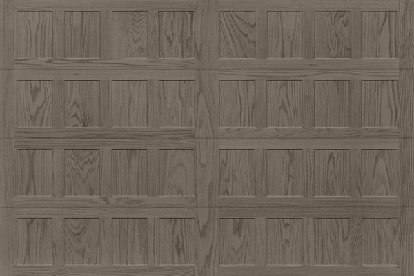 CHI Accents Woodtones Garage Door