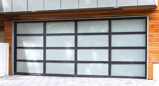 Wayne Dalton Aluminum Glass Garage Door 8800