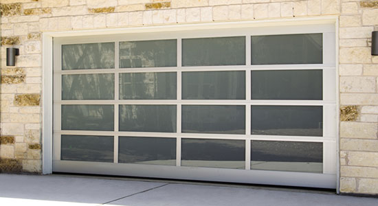 Wayne Dalton Aluminum Glass Garage Door 8850
