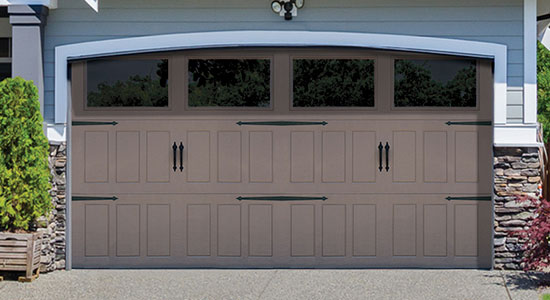 Wayne Dalton Designer Steel Garage Door 9510