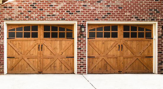 Wayne Dalton Wood Garage Door 7400